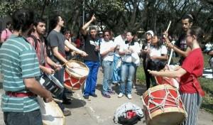 """El """"Día 100"""" de la huelga de la Universidad de San Pablo: """"¡No hay rendición!"""""""