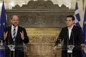 """Grecia: las negociaciones con la UE, el factor ruso y el gobierno de """"salvación nacional"""""""