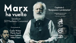"""Marx ha vuelto"" Capitulo 1"