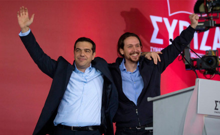 Syriza, Podemos y la ilusión socialdemócrata