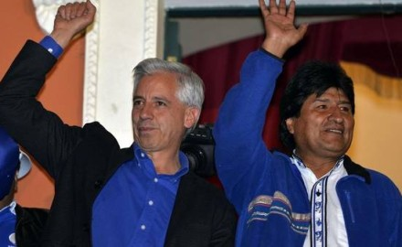 Una primera lectura de las elecciones de Bolivia