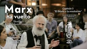 """Marx ha vuelto"" Capitulo 3"