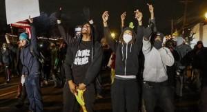 """Ferguson: """"No es un momento, es un movimiento"""""""