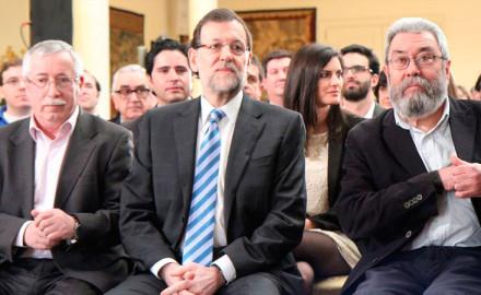 """La crisis de representación y la """"casta sindical"""""""