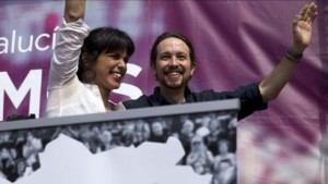 Pablo Iglesias, orgulloso de militares, policías y guardias civiles