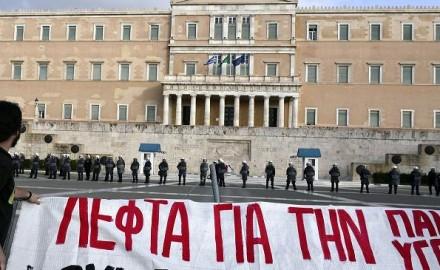 Ante las elecciones del 25 de enero: con los trabajadores y el pueblo griego, contra los capitalistas y la Troika