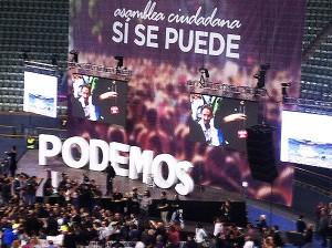 Podemos, Pablo Iglesias