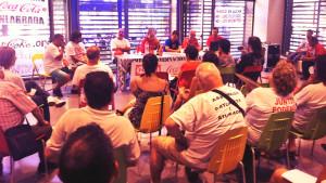 Encuentro Panrico y Coca-Cola en Barcelona