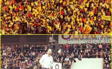 Podemos y la cuestión nacional catalan
