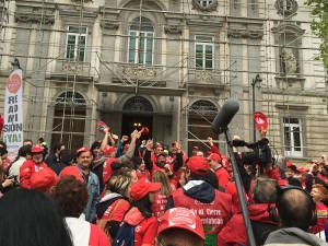 Gran triunfo de los trabajadores de Coca-Cola: Tribunal Supremo ratifica la nulidad de los despidos