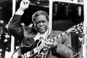 Murió BB King, el rey del blues
