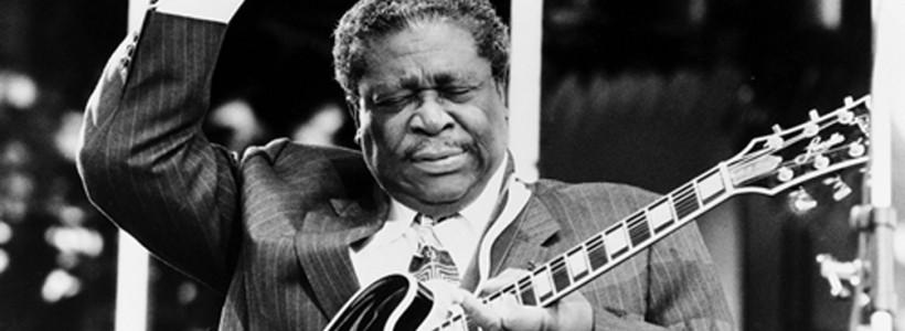 Murió BB King, el rey del blues