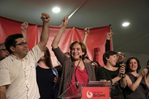 Terremoto político en Barcelona
