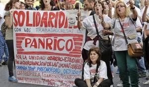 Justicia tumba la demanda de Panrico por huelga ilegal