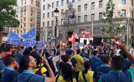 La huelga de Telefónica-Movistar y el escandaloso silencio de la prensa española