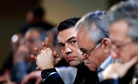 Syriza, al borde de votar el impago de la deuda por moción de su ala izquierda