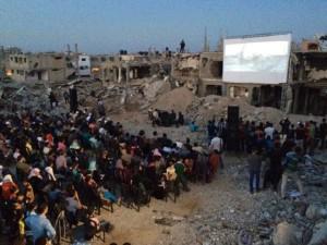 Todo es poco para hablar de Gaza