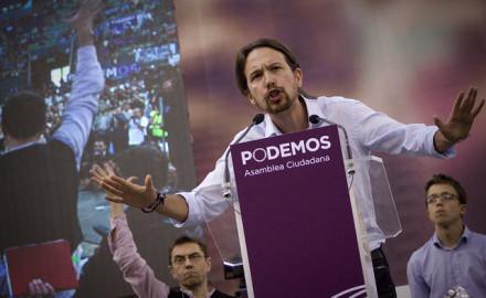 """Podemos y el debate sobre la """"unidad popular"""" en la izquierda española"""