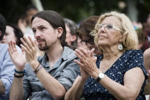 Manuela Carmena, el crimen social de los desahucios y la justicia capitalista