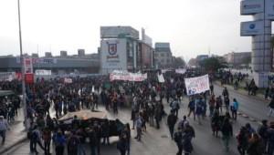 Movilizaciones en Chile