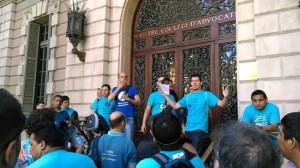 La huelga de Movistar continúa pese a la prepotencia de Telefónica
