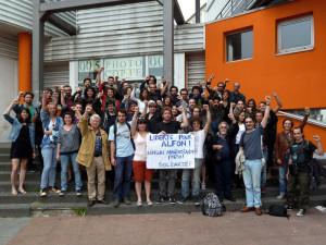 Carta a Alfon de un militante anticapitalista condenado en Francia