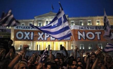 manifestaciones grecia