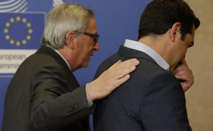 Deuda Griega Syriza