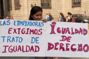 Empleo doméstico, triple opresión para las trabajadoras inmigrantes (parte II)