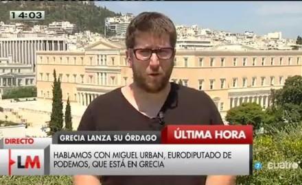 """Grecia, la """"izquierda anticapitalista"""" española y la """"batalla del NO"""""""