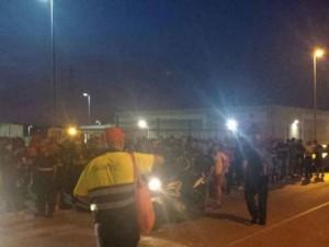 Huelga de auxiliar Jhonson & Control paraliza SEAT y plantea la necesidad de una lucha común