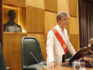 Zaragoza en Común y el debate sobre la monarquía