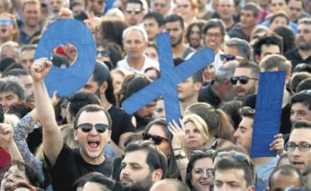 Grecia después del no