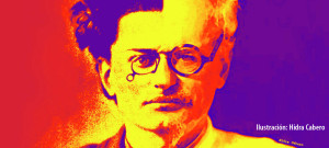 Trotsky como dirigente de la Tercera Internacional