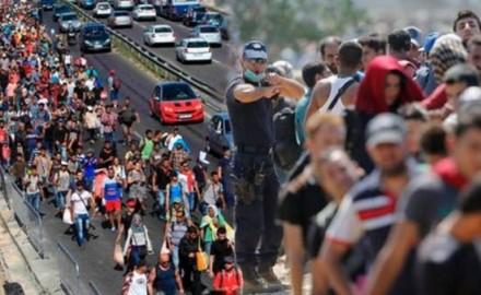 declaración crisis migratoria