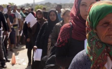 Estados Unidos, el Estado Islámico y la crisis de los refugiados