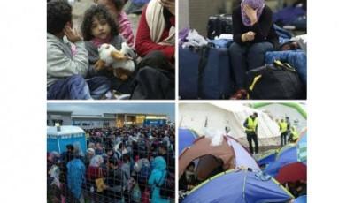 El infierno de los refugiados: una crisis migratoria que se agrava