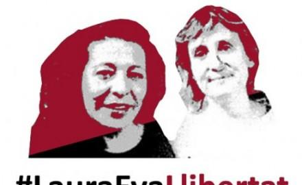 Laura y Eva libertad