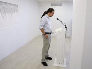 Iglesias y Errejón justifican su fracaso en Cataluña y rearman a su gente para las generales