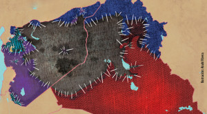 Medio Oriente o la geopolítica del caos
