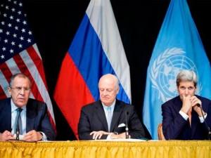 Siria: la diplomacia, la guerra y el largo invierno árabe