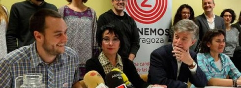"""Zaragoza en Común y los gobiernos """"ciudadanistas"""", límites y contradicciones"""