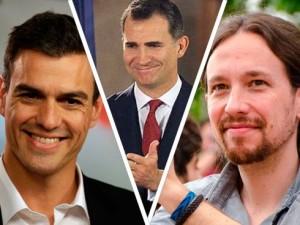 """""""Gobierno de izquierdas"""", Regeneración del Régimen y la lucha por un proceso constituyente"""