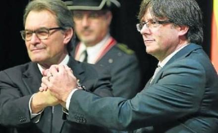 """¿El """"pujolismo"""" en la """"papelera de la historia""""? El """"Quién es Quién"""" del govern Puigdemont"""