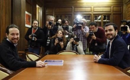 """Alberto Garzón se ubica como el """"campeón"""" del """"gobierno de progreso"""""""