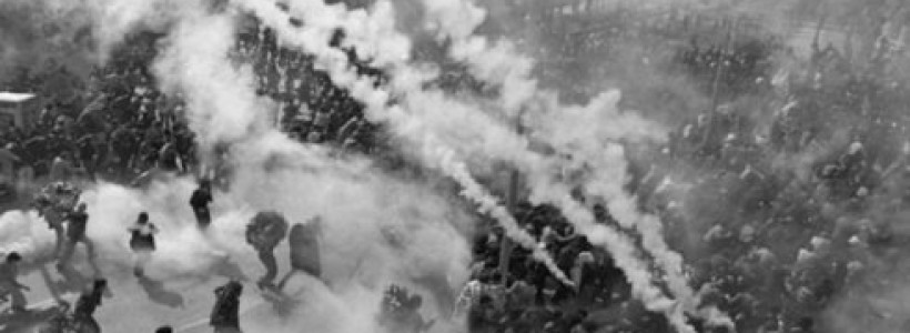 Los sucesos de Vitoria y el ascenso obrero en la Transición española