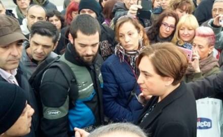 """Podemos, ayuntamientos del """"cambio"""" y lucha de clases"""