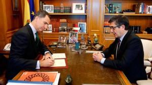Felipe VI disuelve las cortes y habrá nuevas elecciones