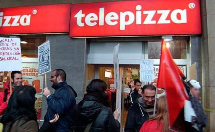 """Elecciones sindicales en Telepizza: """"contra la precariedad laboral y la casta sindical"""""""