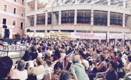 2.500 mujeres en las Jornadas Feministas de Barcelona que los medios silencian